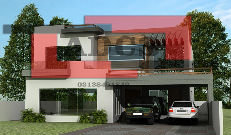 1 kanal house plan quotes for One kanal house plan