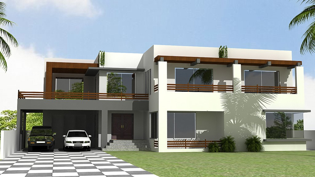 2 Kanal House Design Adcs
