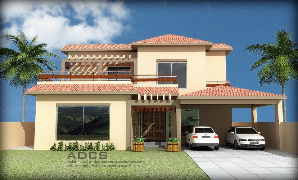 Kothi elevation joy studio design gallery best design for Latest kothi design
