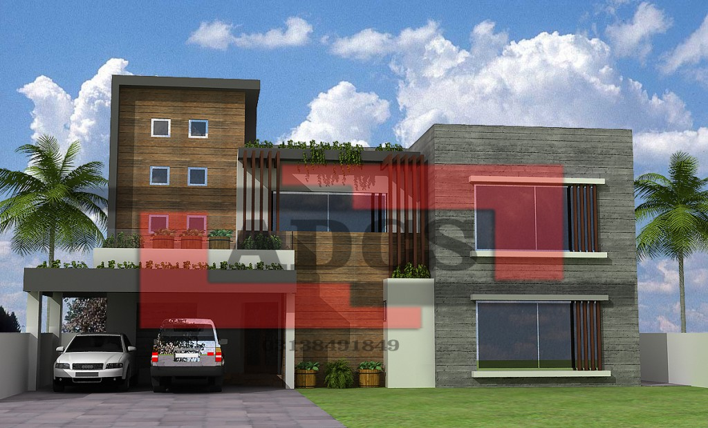1 Kanal House (Contemporary)