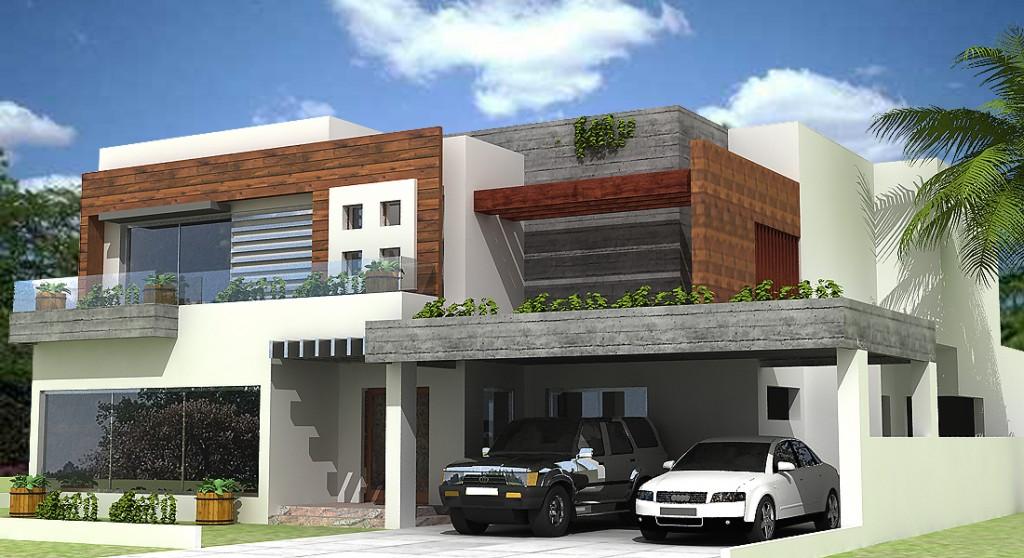 One Kanal House Design (New)