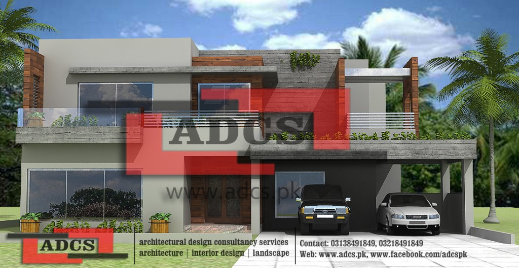 One Kanal House Design