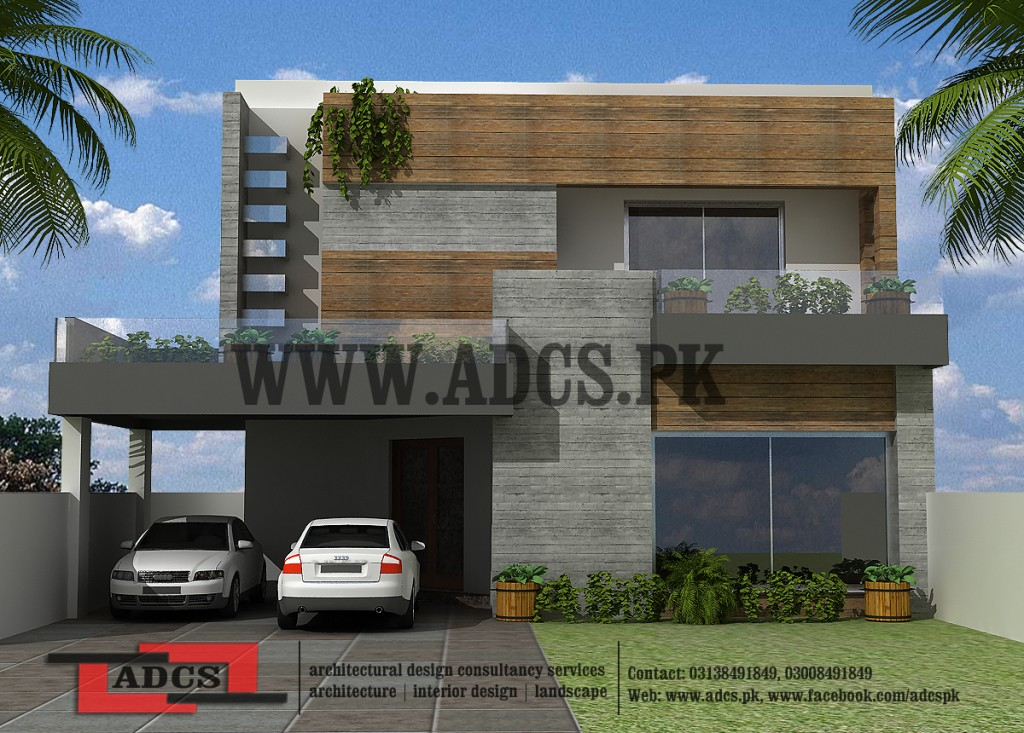 10 marla house design adcs