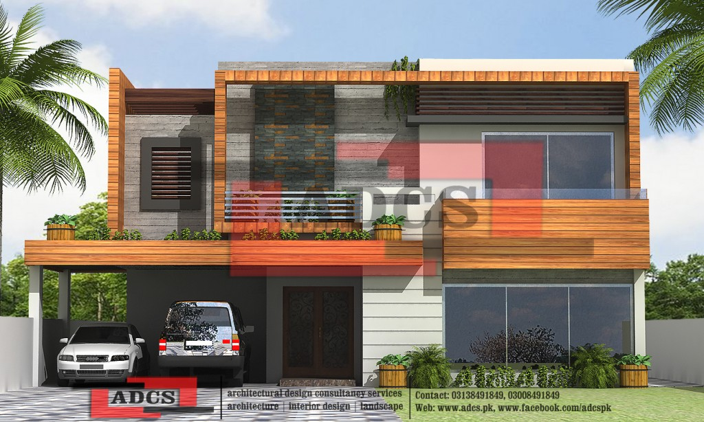 1 Kanal House Project