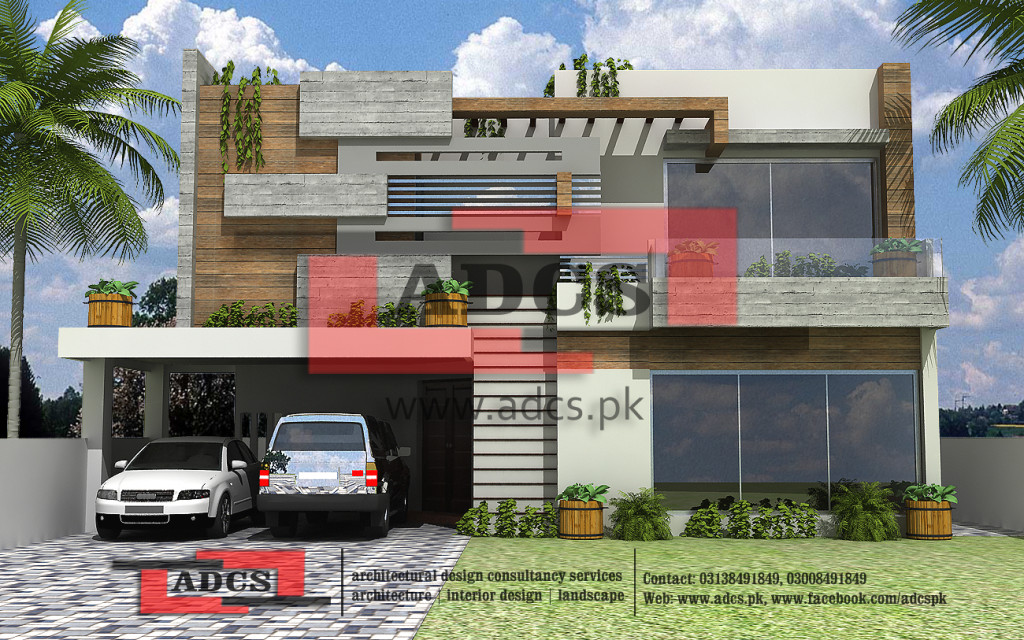 1 Kanal House (Completed)
