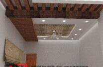 A Bedroom (False Ceiling Design)