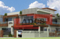 1 Kanal House Design (Corner)