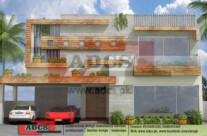 1 Kanal House Design in DHA Lahore Pakistan