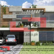 1 Kanal House in DHA Lahore (Completed 2015)