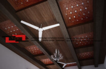 A Dining Room (False Ceiling)